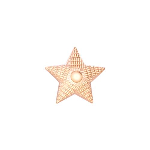 Значок из красного золота 03-3511 zouz фото