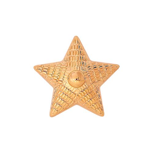 Значок из красного золота 03-3470 zouz фото